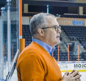Lamar Hunt Jr Missouri Mavericks Owner